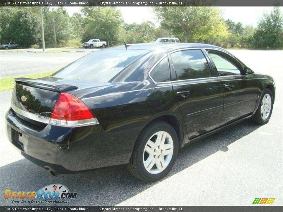 Used Chevy Impala Ltz