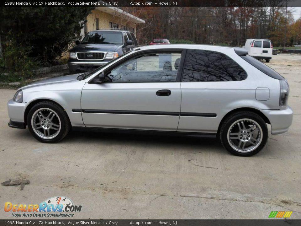 1998 honda hatchback cx