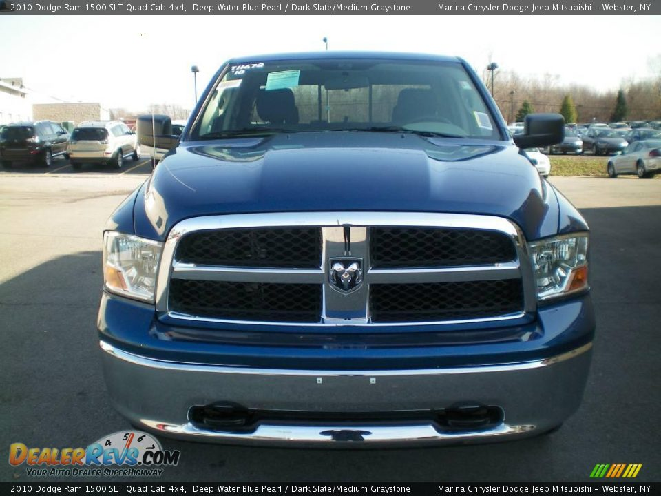 used 2010 dodge ram 1500 quad cab 4x4 used 2010 dodge html autos weblog. Black Bedroom Furniture Sets. Home Design Ideas