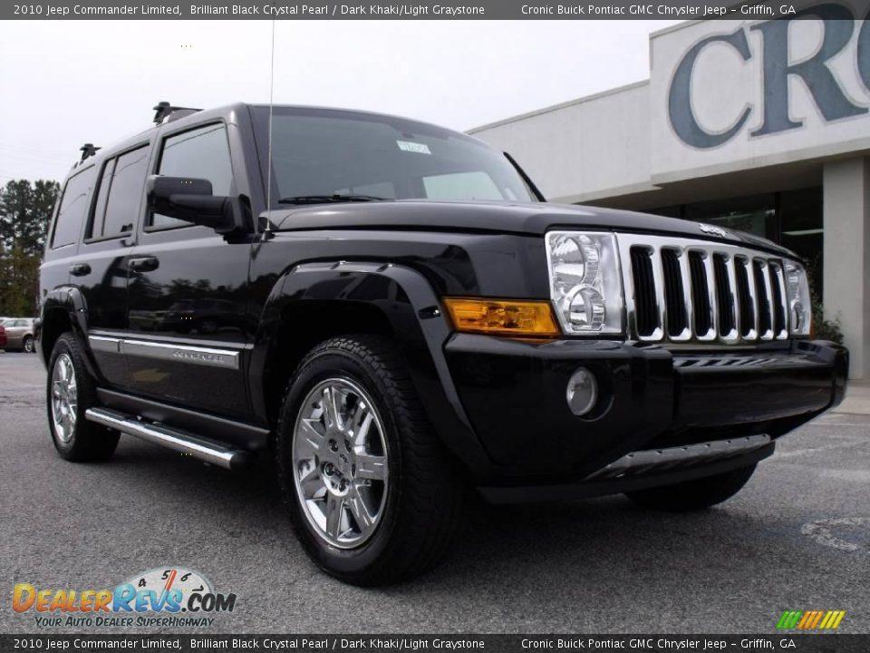 jeep commander limited 2010 car interior design. Black Bedroom Furniture Sets. Home Design Ideas