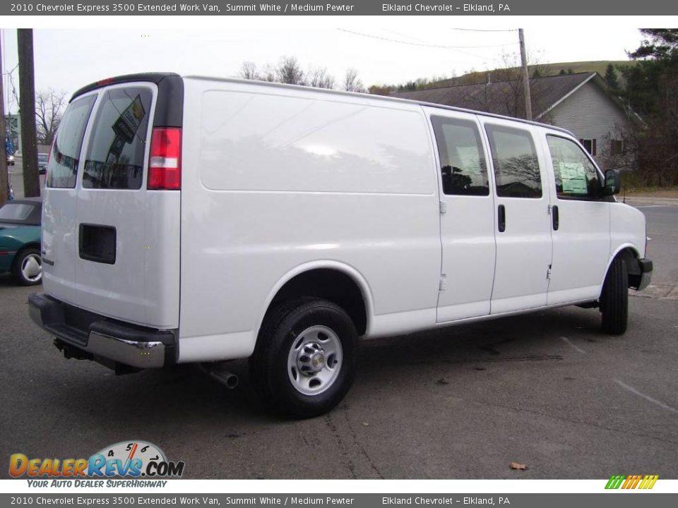 New Chevrolet Van   Autos Post