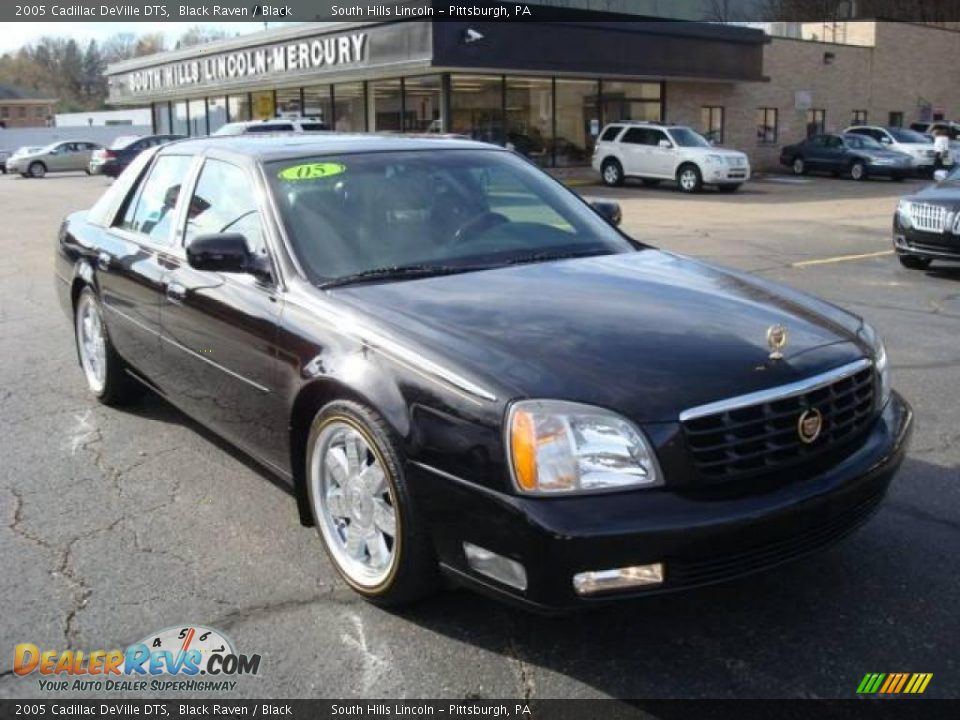 2005 cadillac deville dts black raven black photo 5. Cars Review. Best American Auto & Cars Review