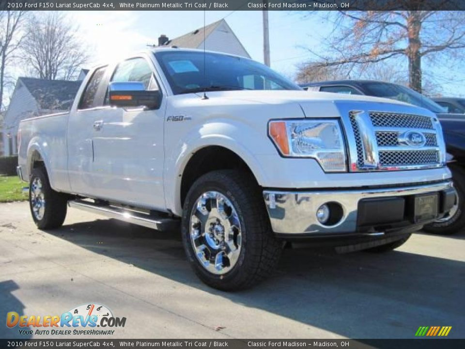 Picture Of A 2010 F150 Supercab Lariat Autos Post
