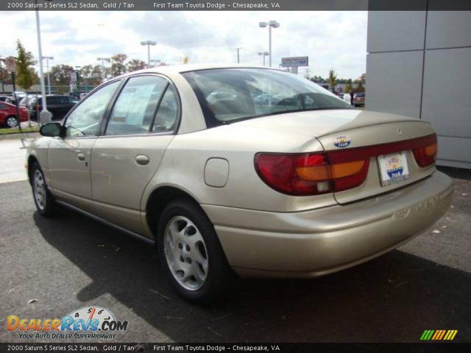 2000 saturn s series sl2 sedan gold tan photo 3. Black Bedroom Furniture Sets. Home Design Ideas