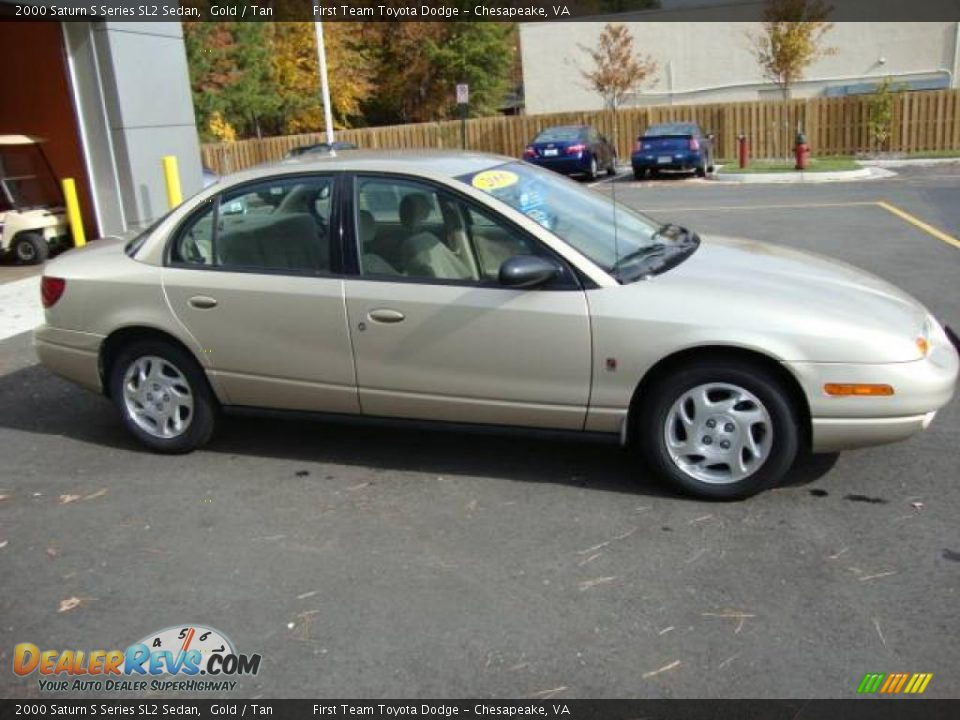 2000 saturn s series sl2 sedan gold tan photo 6. Black Bedroom Furniture Sets. Home Design Ideas