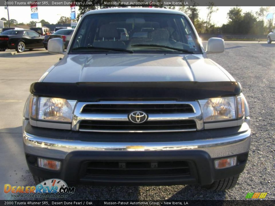 2000 Toyota 4runner Sr5 Desert Dune Pearl Oak Photo 8
