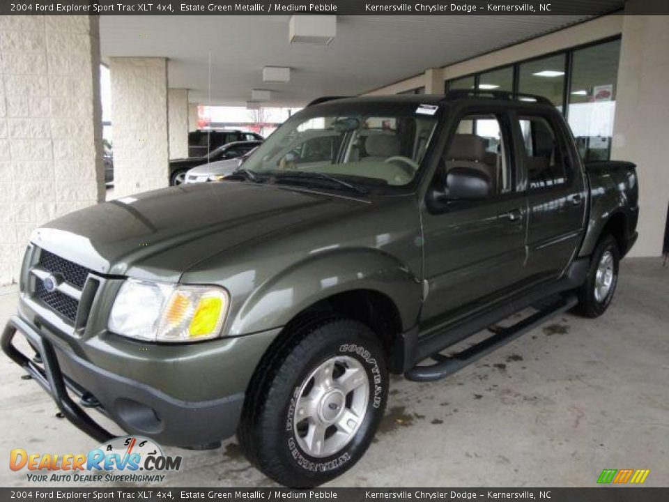 2004 ford explorer sport trac xlt 4x4 estate green metallic medium. Cars Review. Best American Auto & Cars Review