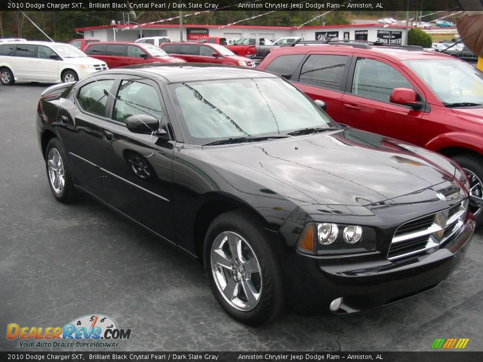 2010 dodge charger sxt brilliant black crystal pearl dark slate gray photo. Cars Review. Best American Auto & Cars Review