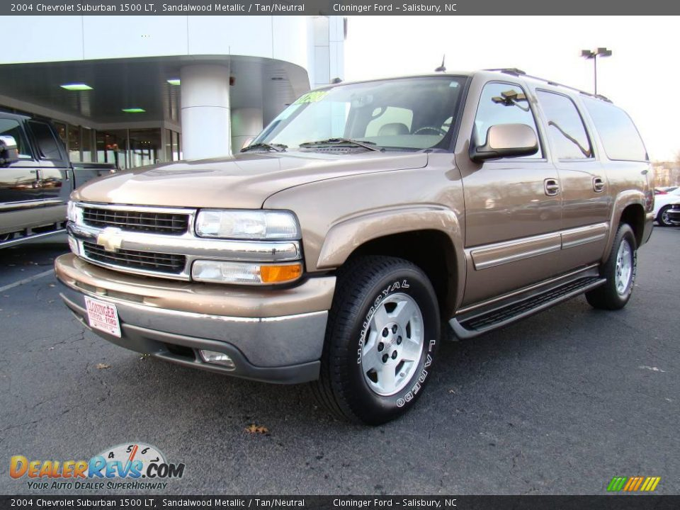 2004 chevrolet suburban 1500 lt sandalwood metallic tan. Black Bedroom Furniture Sets. Home Design Ideas