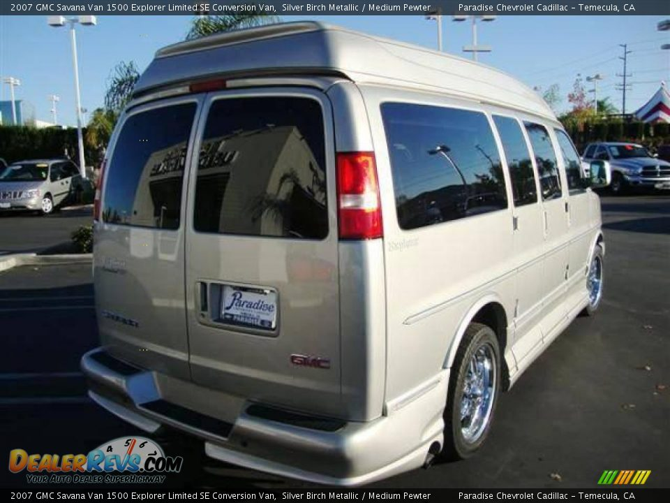 Gmc Savana 1500 Limited Se Explorer Autos Post