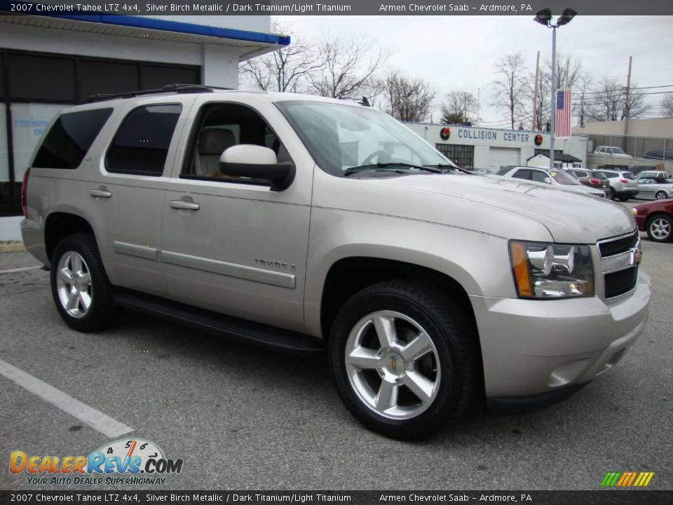 2007 chevrolet tahoe autos post. Black Bedroom Furniture Sets. Home Design Ideas