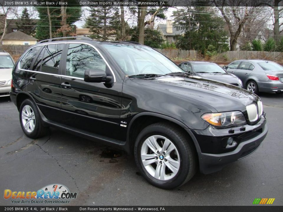 2005 bmw x5 jet black black photo 5. Black Bedroom Furniture Sets. Home Design Ideas