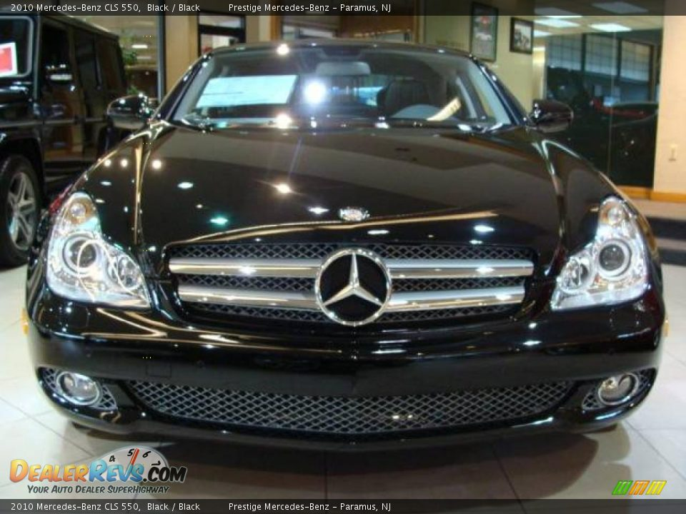 2010 mercedes benz cls 550 black black photo 2 for 2010 mercedes benz cls