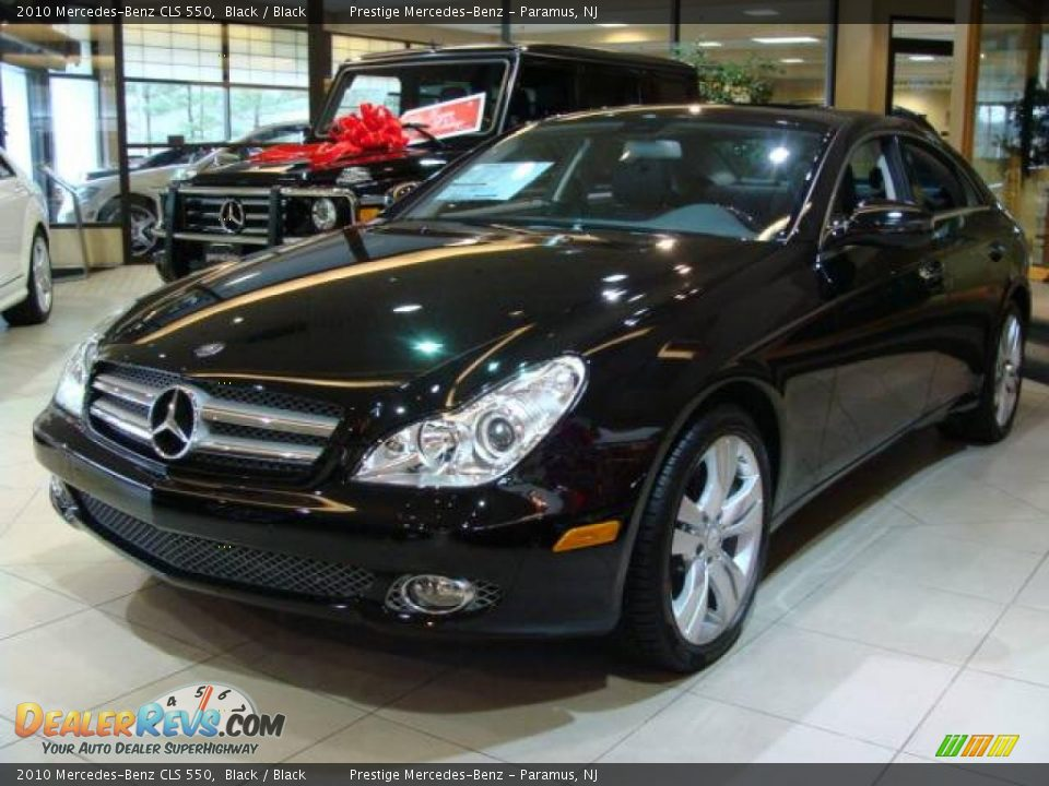 2010 mercedes benz cls 550 black black photo 3 for 2010 mercedes benz cls