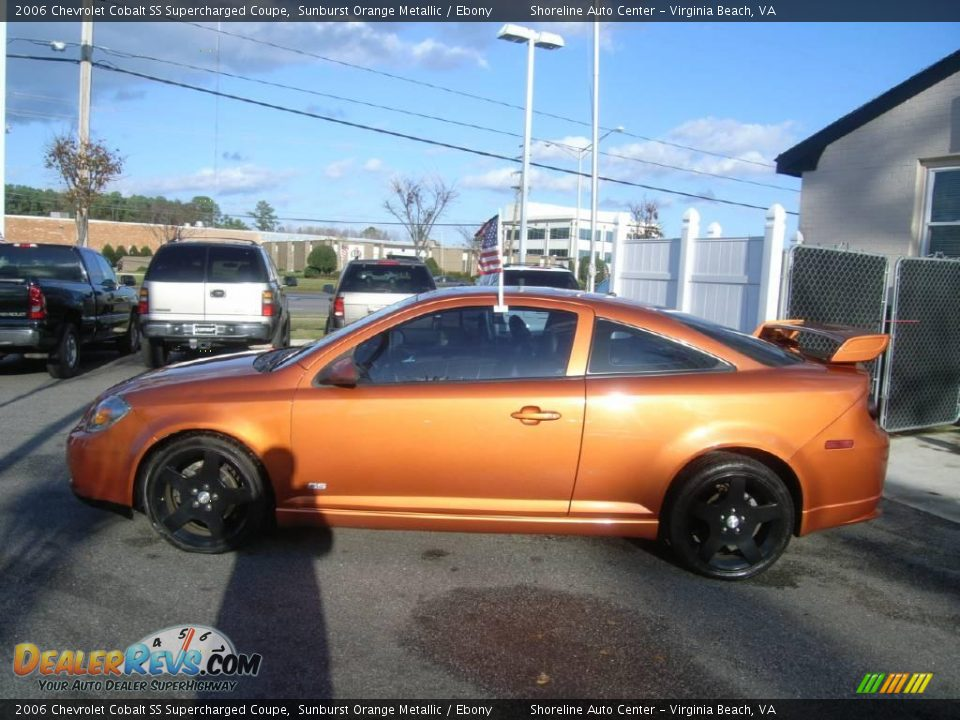 Chevy Cobalt ss Chevy Cobalt ss Orange