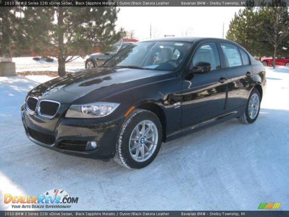 2010 bmw 3 series 328i xdrive sedan black sapphire. Black Bedroom Furniture Sets. Home Design Ideas