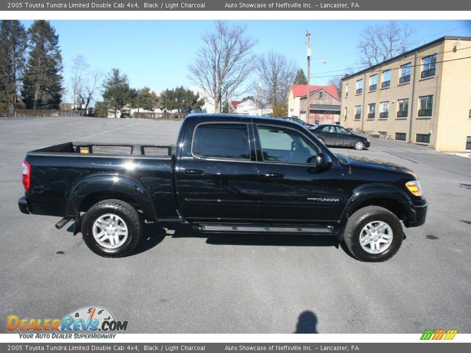 2005 toyota tundra limited double cab 4x4 black light charcoal photo 7. Black Bedroom Furniture Sets. Home Design Ideas