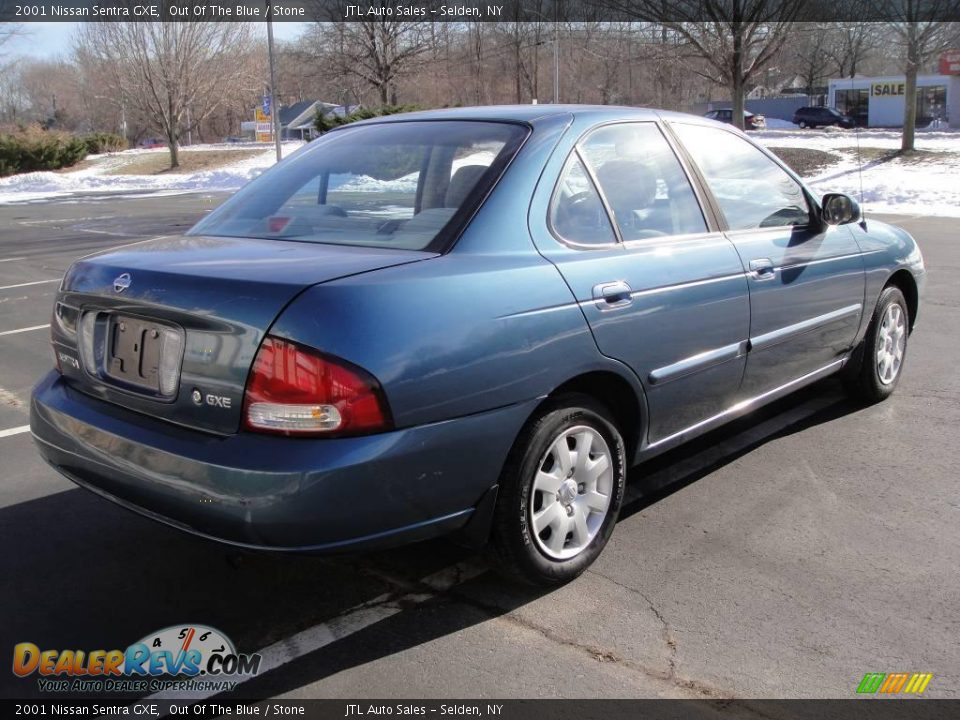 2001 nissan sentra gxe out of the blue stone photo 6. Black Bedroom Furniture Sets. Home Design Ideas