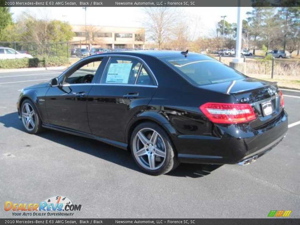 2010 mercedes benz e 63 amg sedan black black photo 2 for 2010 mercedes benz e350 sedan