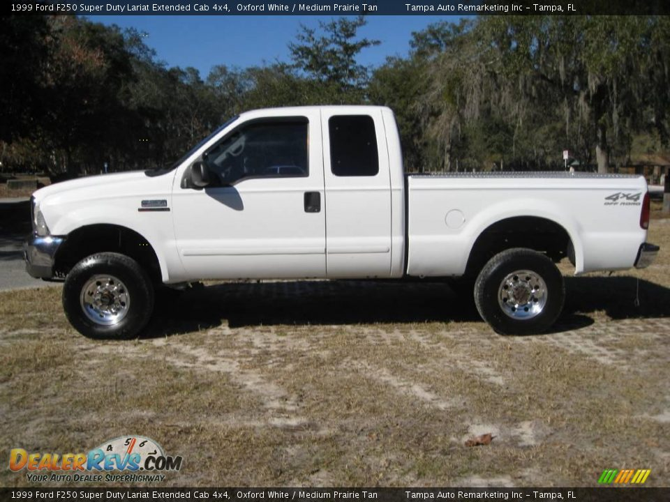 1999 ford f250 super duty lariat extended cab 4x4 oxford. Black Bedroom Furniture Sets. Home Design Ideas