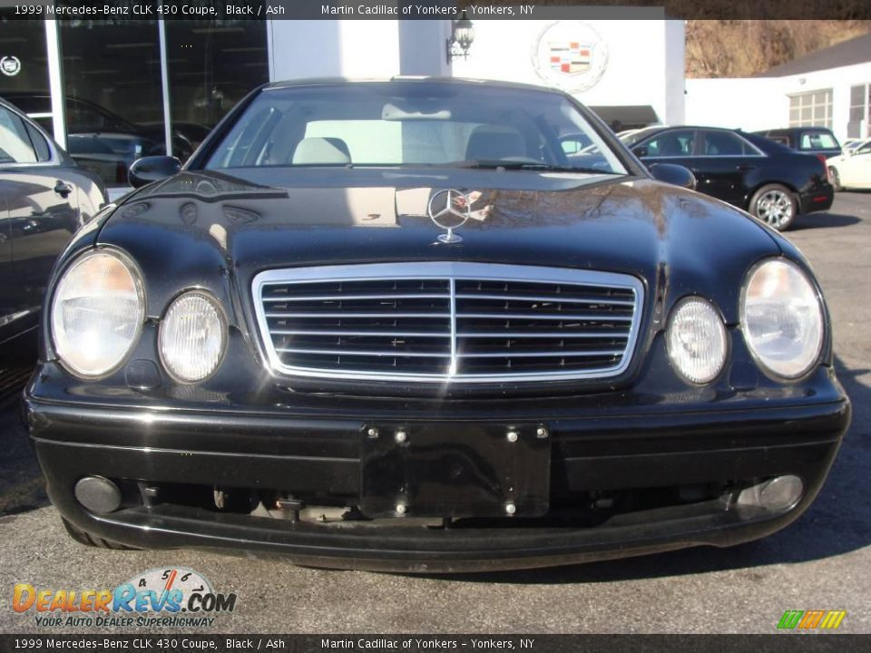 1999 mercedes benz clk 430 coupe black ash photo 2 for 1999 mercedes benz clk 430