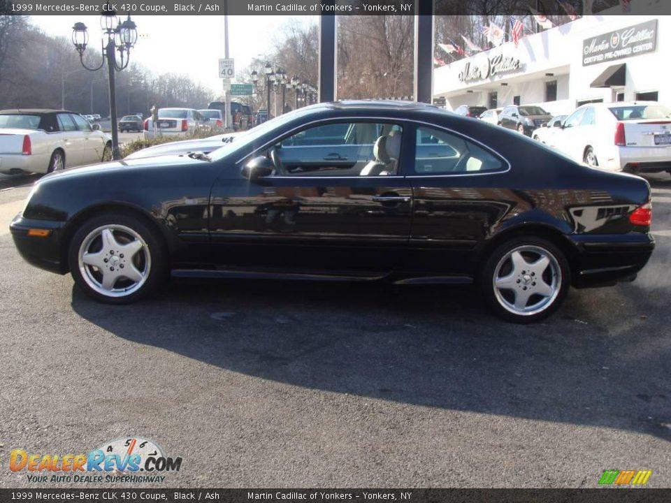 1999 Mercedes Benz Clk 430 Coupe Black Ash Photo 7