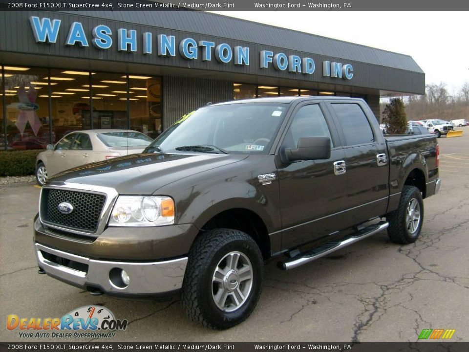 2008 F150 Xlt Supercrew 2008 Ford F150 Xlt Supercrew