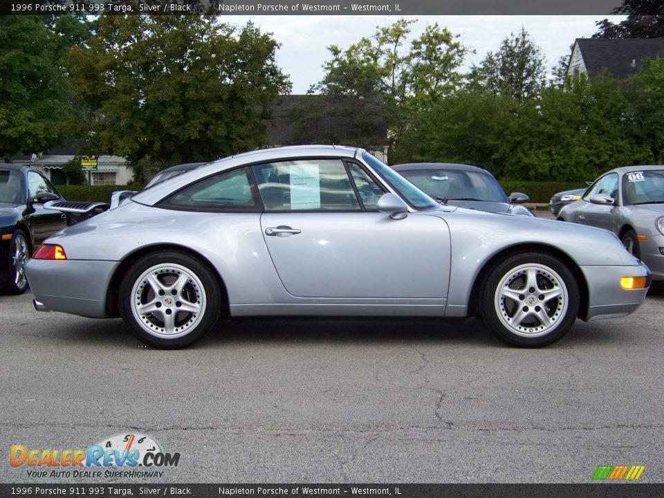 New Porsche 911 >> 1996 Porsche 911 993 Targa Silver / Black Photo #5 ...