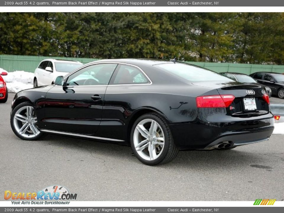 2009 Audi S5 4 2 Quattro Phantom Black Pearl Effect