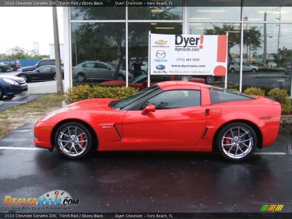 2010 chevrolet corvette z06 torch red ebony black photo 3. Black Bedroom Furniture Sets. Home Design Ideas
