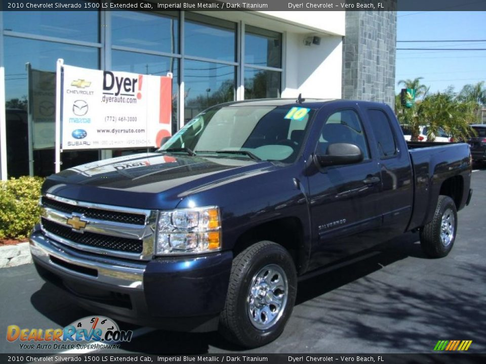 2010 chevrolet silverado 1500 ls extended cab imperial. Black Bedroom Furniture Sets. Home Design Ideas