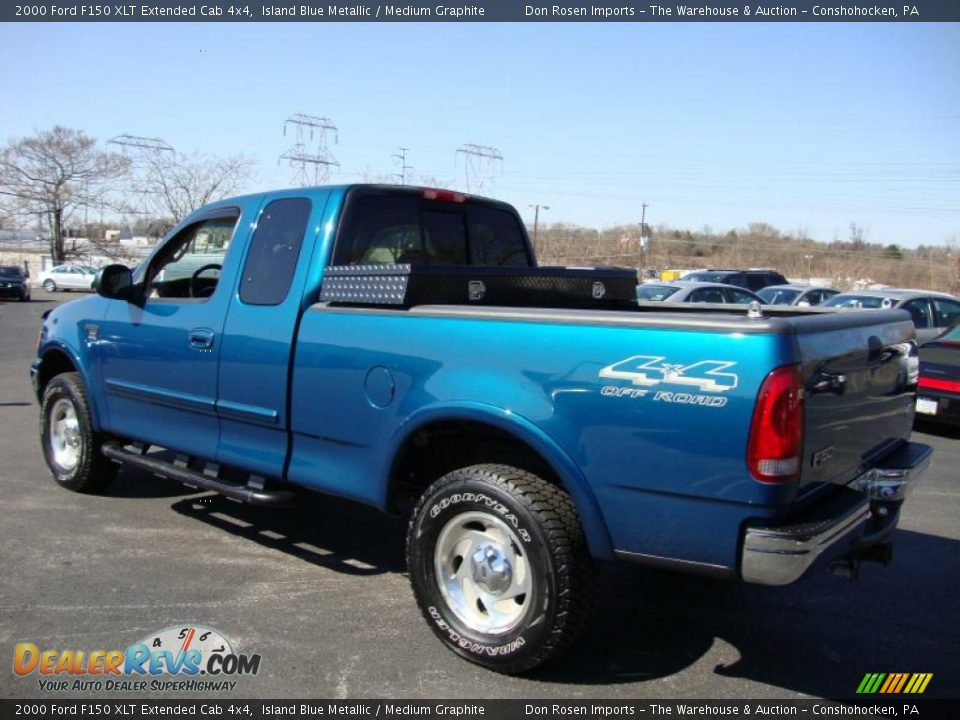 1988 Ford F-150 Extended Cab