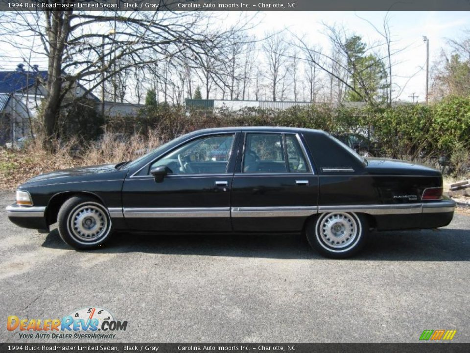 1994 buick roadmaster limited sedan black gray photo 5. Cars Review. Best American Auto & Cars Review