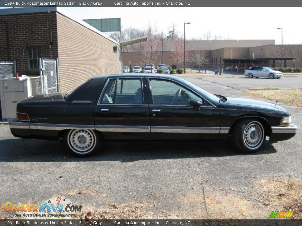 1994 buick roadmaster limited sedan black gray photo 9. Cars Review. Best American Auto & Cars Review