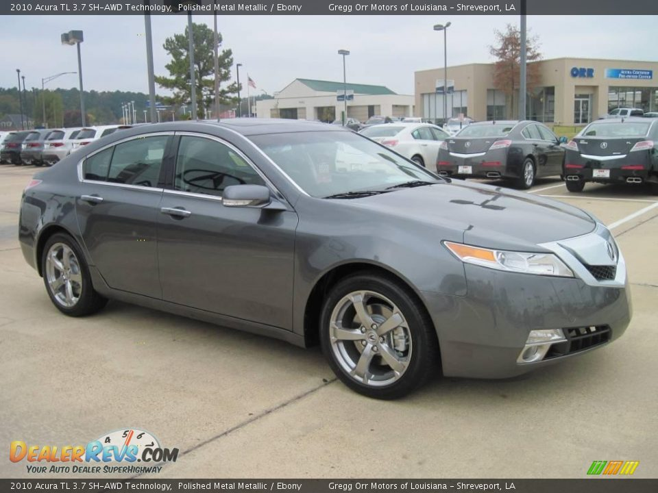 2010 acura tl 3 7 sh awd technology polished metal. Black Bedroom Furniture Sets. Home Design Ideas