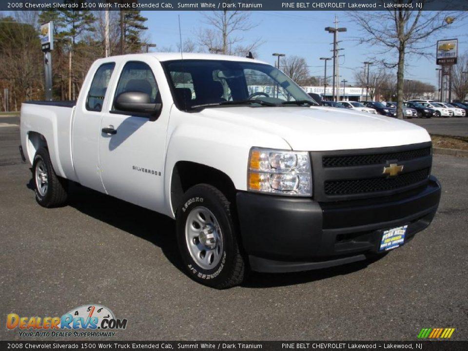 Silverado White Autos Post