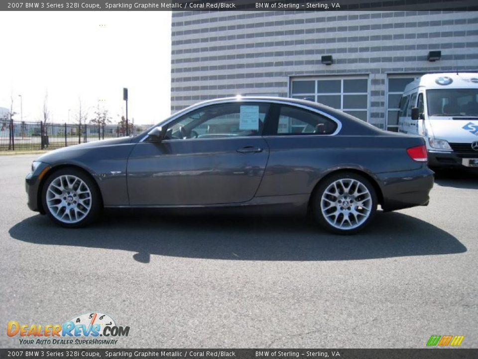 2007 Bmw 3 Series 328i Coupe Sparkling Graphite Metallic