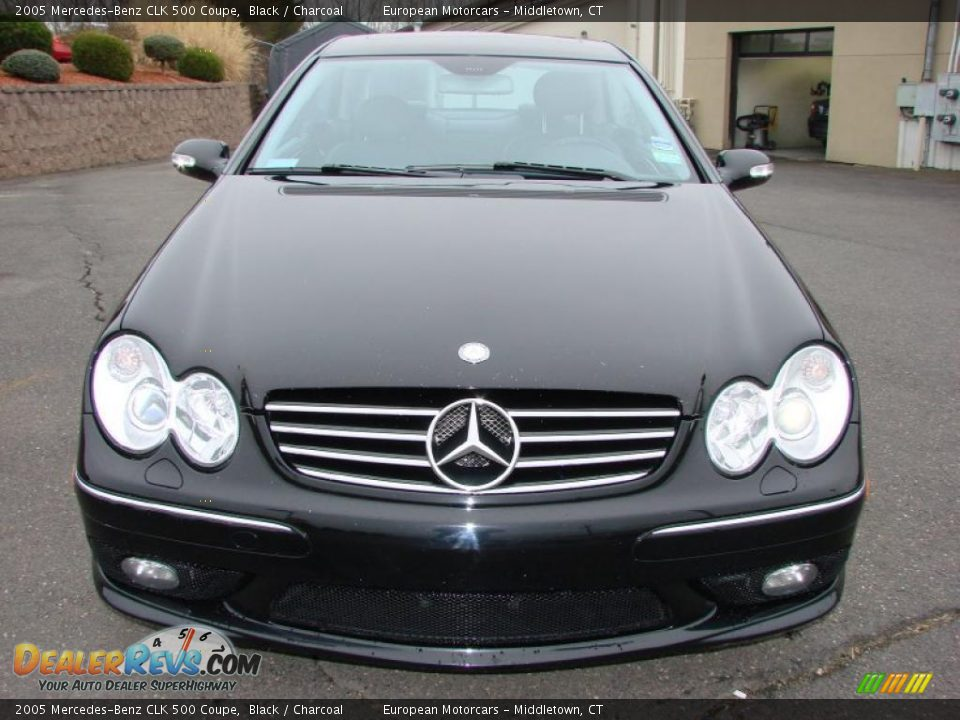 2005 mercedes benz clk 500 coupe black charcoal photo 7 for 2005 mercedes benz clk