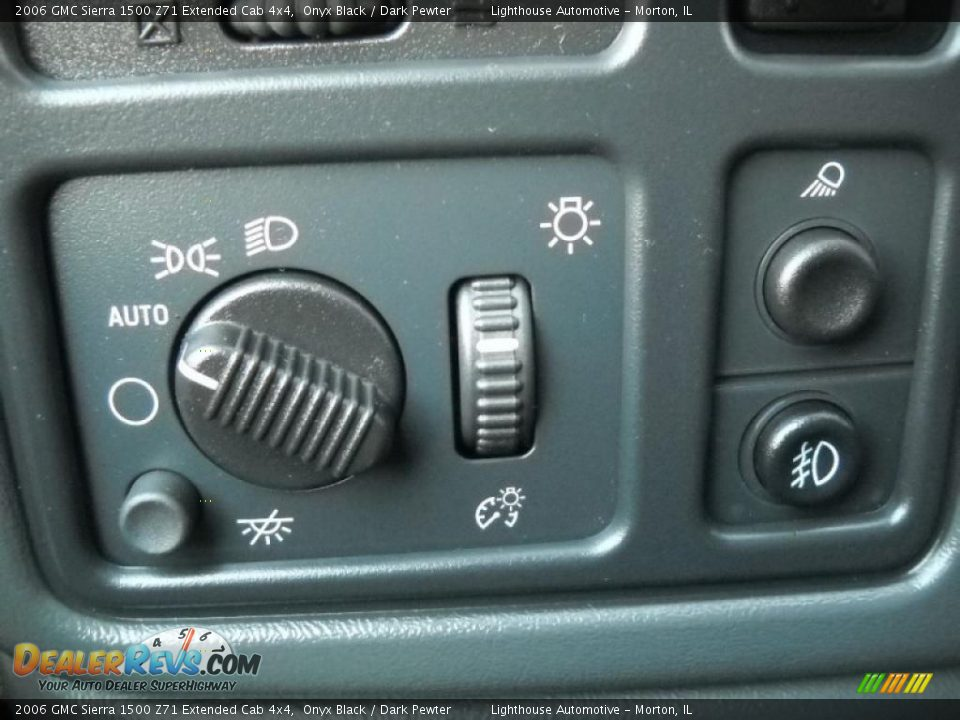 2006 GMC Sierra 1500 Z71 Extended Cab 4x4 Onyx Black ...