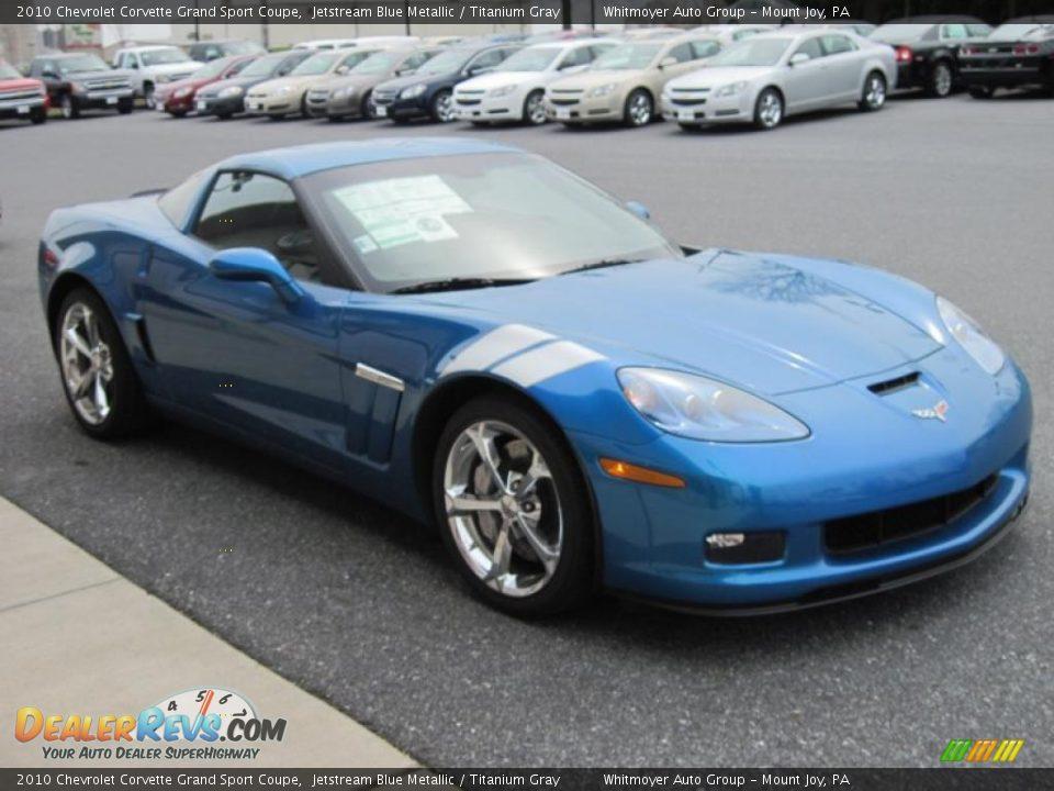Jetstream Blue Corvette >> 2010 Used Corvette Grand Sport In Jetstream Blue | Autos Post