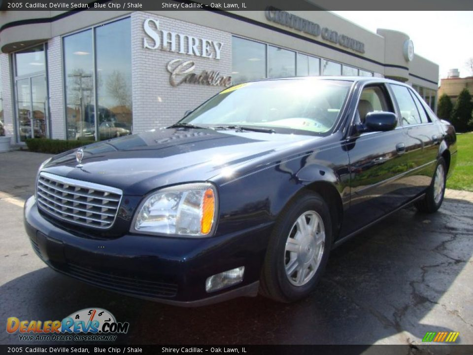 2005 cadillac deville sedan blue chip shale photo 1. Cars Review. Best American Auto & Cars Review