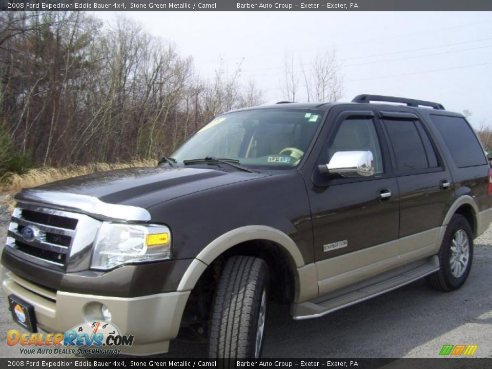 2008 Ford Expedition Eddie Bauer 2008 Ford Expedition Eddie