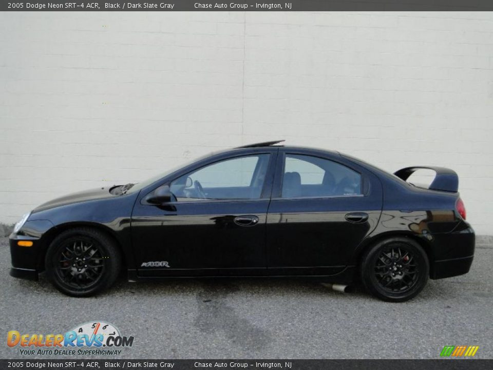 2005 dodge neon srt 4 acr black dark slate gray photo 2. Black Bedroom Furniture Sets. Home Design Ideas