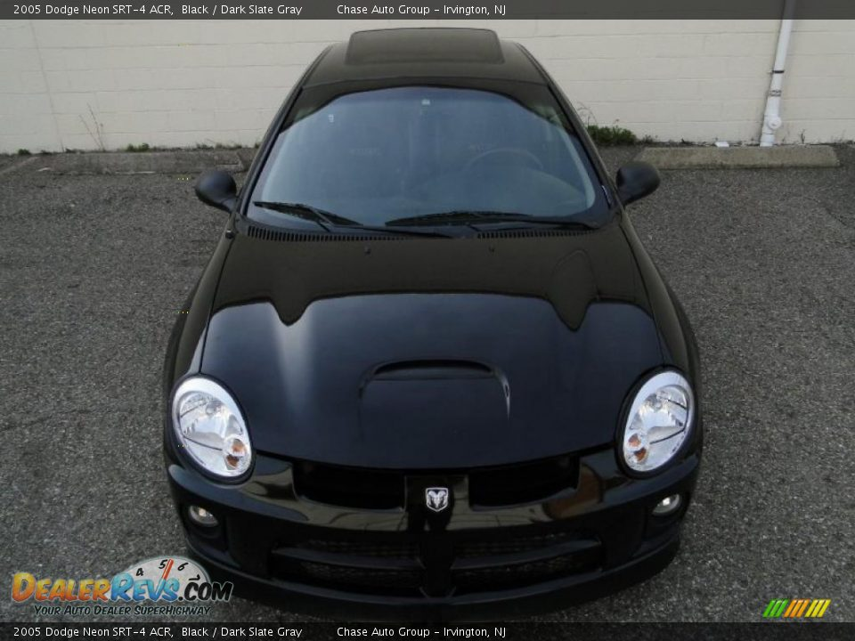 2005 dodge neon srt 4 acr black dark slate gray photo 5. Black Bedroom Furniture Sets. Home Design Ideas