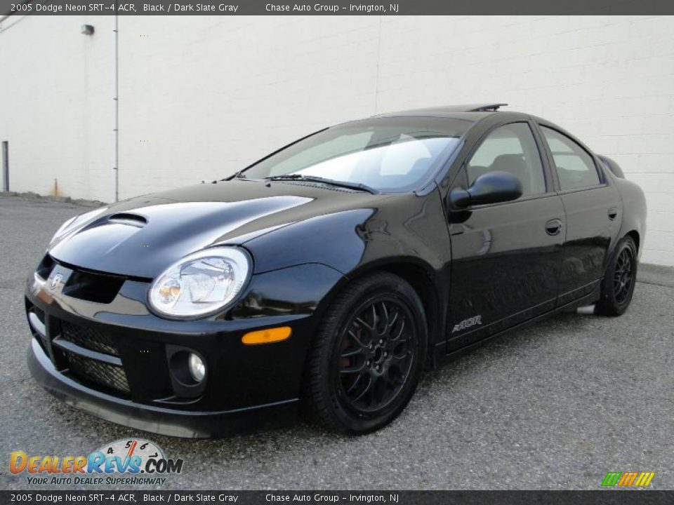 2005 dodge neon srt 4 acr black dark slate gray photo 7. Black Bedroom Furniture Sets. Home Design Ideas