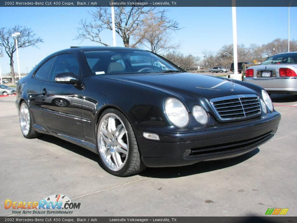 2002 mercedes benz clk 430 coupe black ash photo 7 for Mercedes benz 430 clk