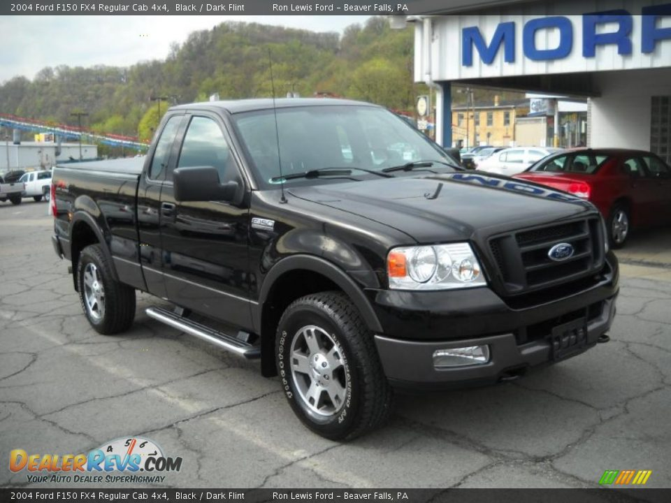 2004 f150 fx4 standard cab 4x4 autos post. Black Bedroom Furniture Sets. Home Design Ideas