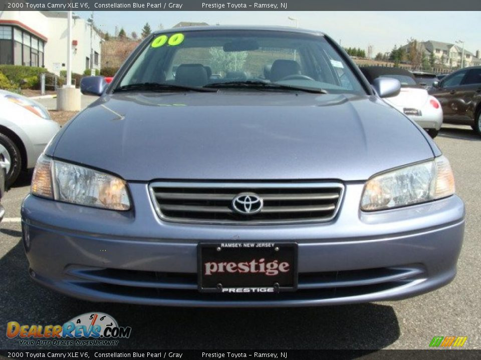 2000 toyota camry xle v6 constellation blue pearl gray photo 2. Black Bedroom Furniture Sets. Home Design Ideas