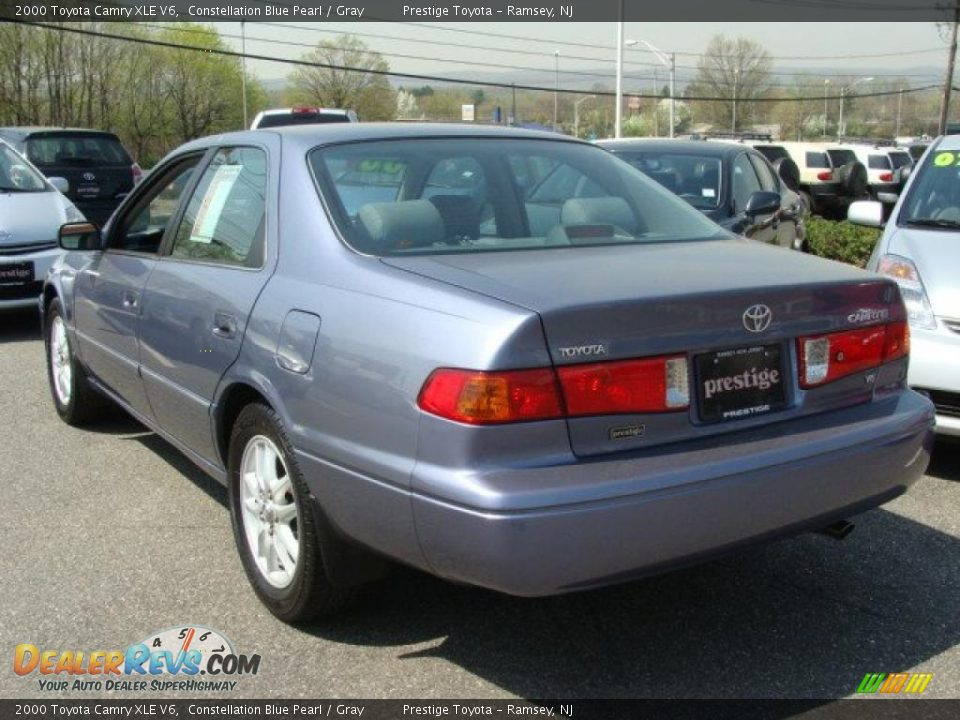 2000 toyota camry xle v6 constellation blue pearl gray photo 4. Black Bedroom Furniture Sets. Home Design Ideas