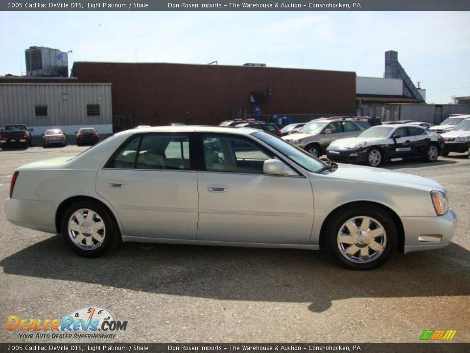 2005 cadillac deville dts light platinum shale photo 6. Cars Review. Best American Auto & Cars Review